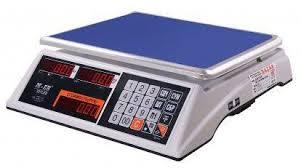 Весы торговые M-ER 326 LED 15 кг., с фасовкой