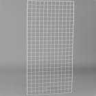 Решетка 1200*600 мм белая 2,5мм