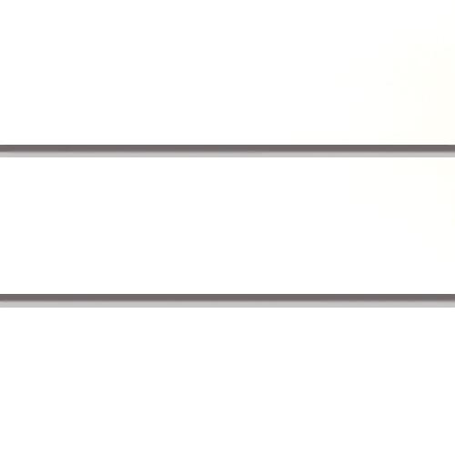 Экономпанель 1200*2400, цвет белый