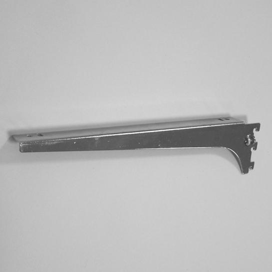 Кронштейн для полок из ДСП левый 250 мм Вертикаль