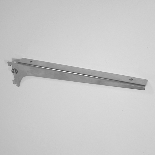 Кронштейн для полок из ДСП левый 300 мм Вертикаль