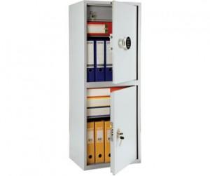 Шкаф бухгалтерский Практик SL-125/2Т EL