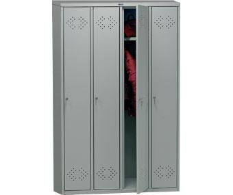 Шкаф для одежды Практик LS-41 4-дверный