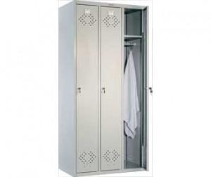 Шкаф для одежды Практик LS-31 3-дверный
