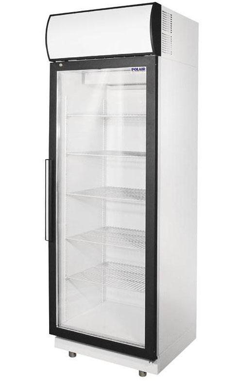 Шкаф холодильный DM 107-S