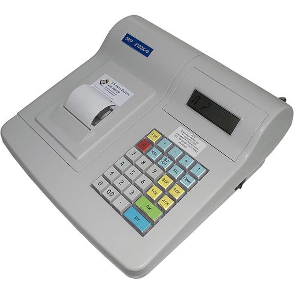 Касса онлайн ЭКР 2102-Ф без ФН