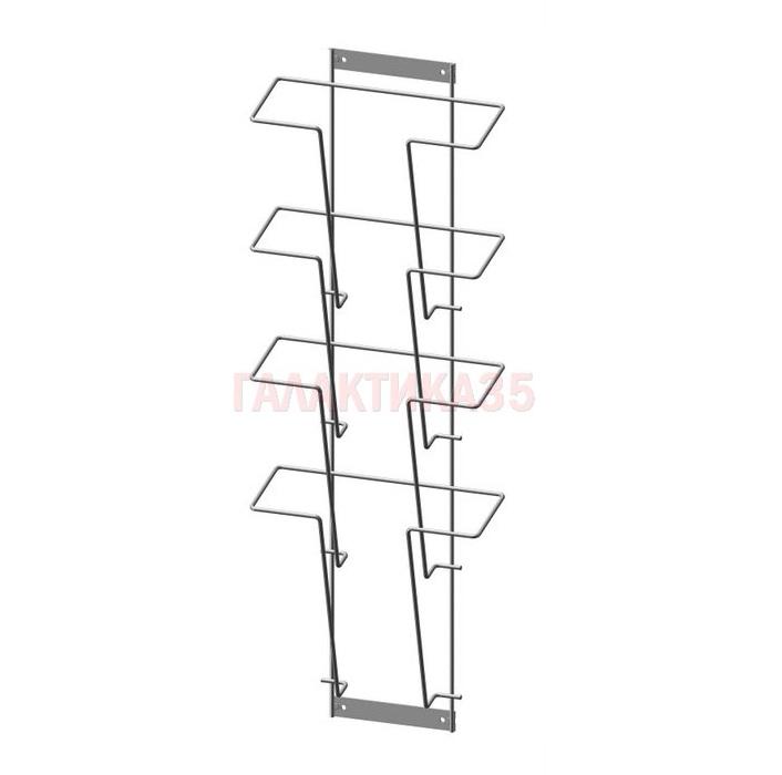 Дисплей 4 ячейки А4 вертикальный