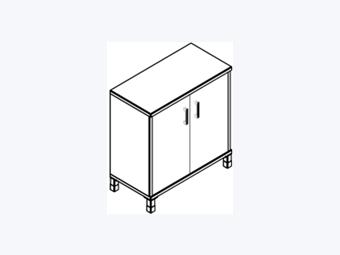 Шкаф 410.2