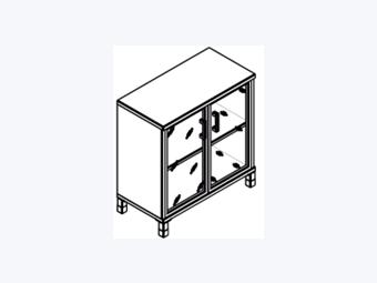 Шкаф 410.4