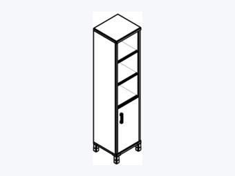 Шкаф 431.2