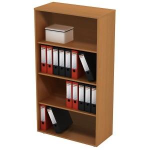 Шкаф для документов открытый средний 303 (80*38*137)