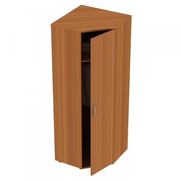 Шкаф угловой для одежды 344 (67*67*186)