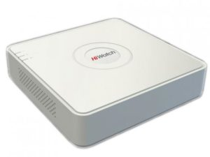 Видеорегистратор HiWatch DS-N204(B) 4 IP канала