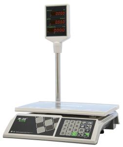 Весы торговые M-ER 326ACPX LED/LCD