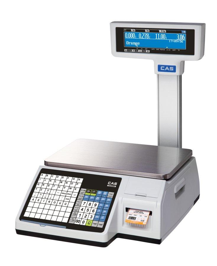 Торговые весы CL3000 15Р