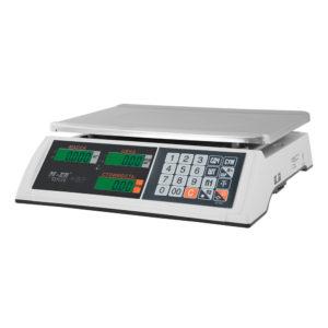 Весы M-ER 327AC-15/32кг LCD, без стойки