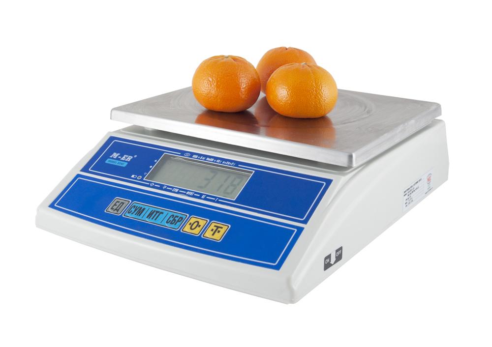 Весы фасовочные M-ER 326AF-6.1 LCD