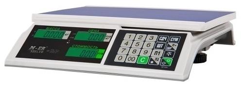 Весы M-ER 326AC-15.2; 32.5 LED
