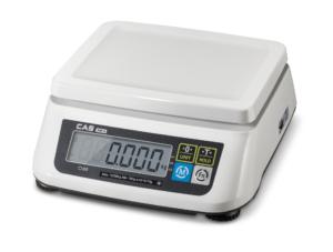 Весы эл.порционные CAS SWN-6(3)кг/15(6)кг/30(15)кг new