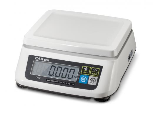Весы CAS SWN-6(3)кг/2(1)г или 15(6)/5(2)г новинка!