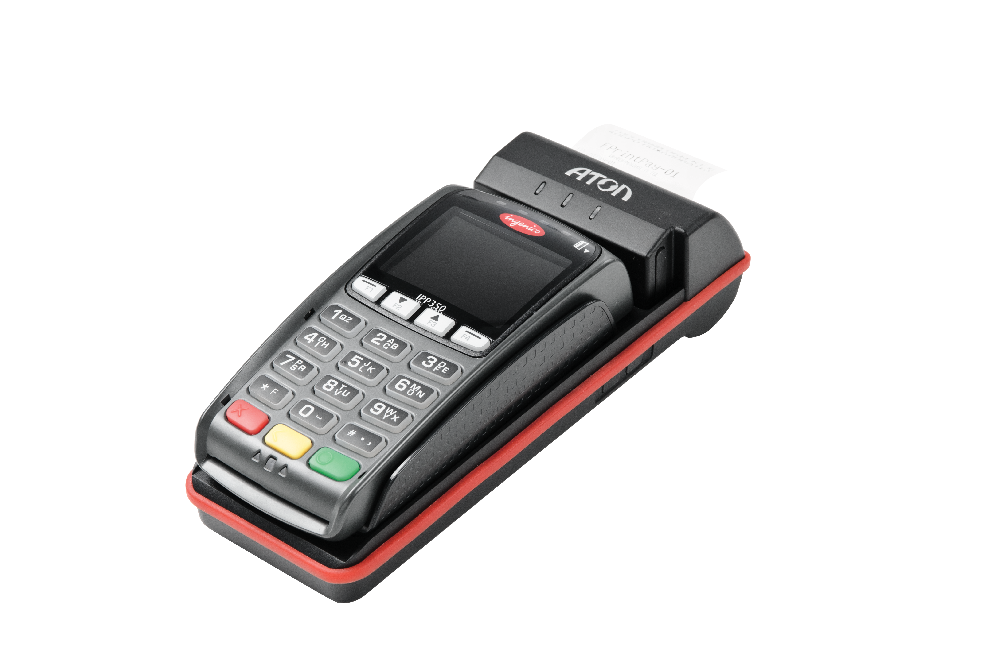 ФР Атол 60Ф PinPad Ingenico IPP320 CTLS ВТБ24