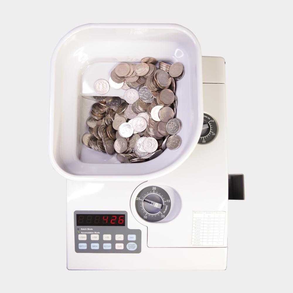 Счетчик монет CS 2000