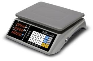 M-ER 328 AC «Touch-M» 15/32 кг LED