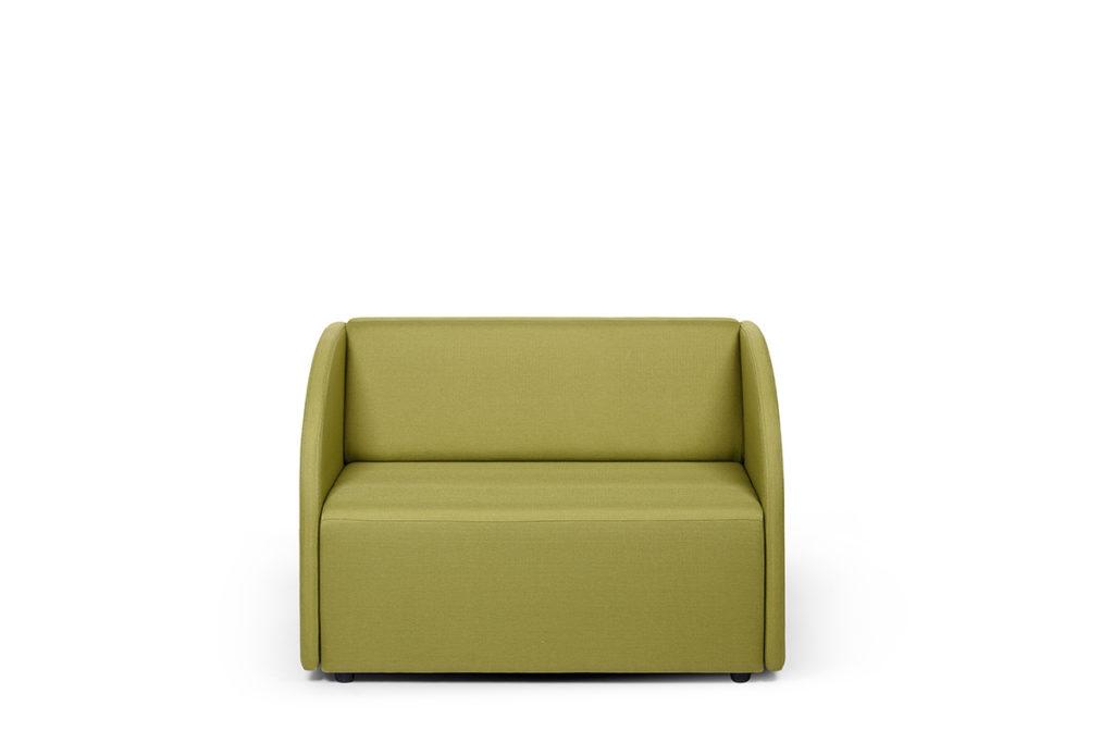 Роса диван двухместный низкий