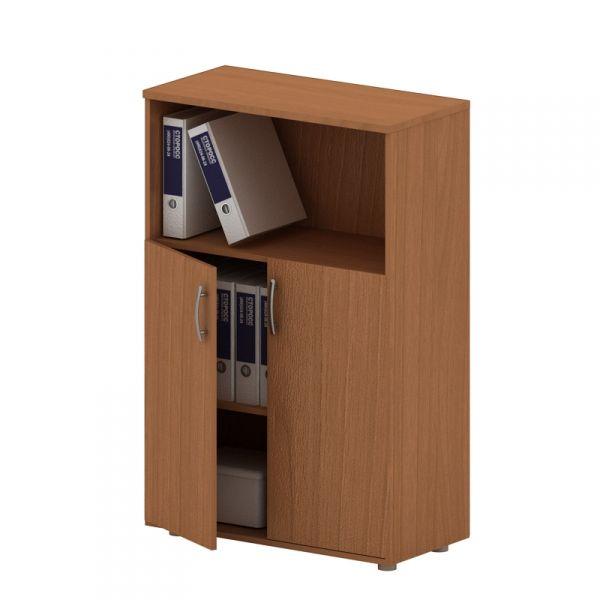 Шкаф для документов средний полузакрытый 363